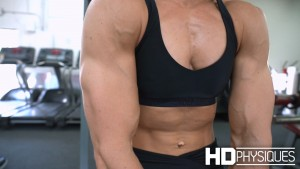 Awesome chest video - JOIN NOW for the lovely Blakelee Ortega