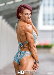 JOIN HDPhysiques now for the incredibly powerful and muscular Brittany Bull!