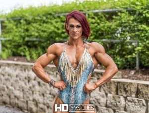 CRAZY RIPPED - Join now for Brittany Bull!