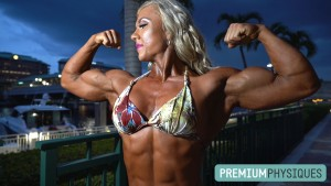 Massive and SEXY muscle - Carli Terepka now available at PremiumPhysiques, where we feature our sponsored athletes!