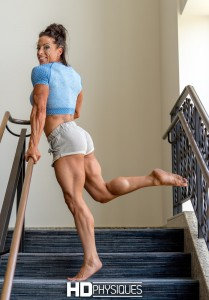 Killer legs!  Join HDPhysiques now for the stunning Jodi Lyons!