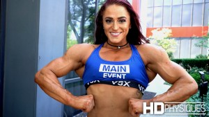 BIG and SEXY - join HDPhysiques now for a new video of gorgeous and massive Kayla Murphy!