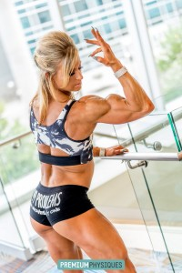 Get the best female muscle websites on the planet, by joining with the HDP/PP combo membership - see models like peak princess Alli Schmohl!