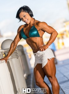 JOIN HDP now for sexy new physique model, Teresa Motta!