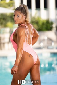 Tremendous Triceps! - JOIN HDPhysiques now for the stunning Tiffany Chandler - IFBB Fitness Pro!