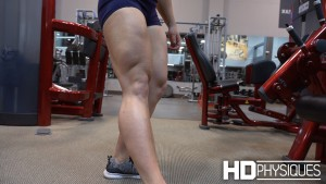 Beefnuggette is offseason and getting those legs to GROW! Join now for incredible new videos!
