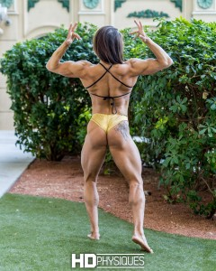 Legs of absolute steel!  Join now for the incredible Alyssa Coppolino 2 page!