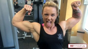 Click here to head over to the Hailey Delf Peak Freak of Fizeek Clips Studio for her latest video looking HUGE and powerful at the 2018 Olympia!