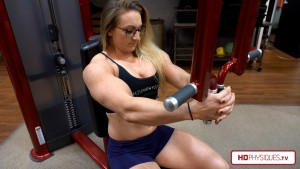Head over to the Beefnuggette Clips Studio for an AWESOME new chest and arms training clip!  Show your support today!