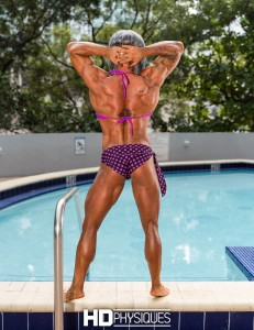 Join HDPhysiques this weekend for the fabulous Brittany Bennett!