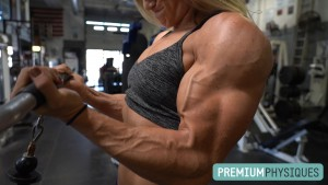 "Look at those HUGE arms on Beefnuggette! Get those vids by ""opting in"" for the PremiumPhysiques combo membership when you SIGN UP here at HDPhysiques.com!"