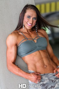ROCK HARD Figure Physique - JOIN NOW for the brand new page for Stephanie Mitch!